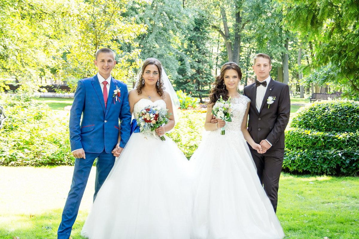 double wedding 2 - Павел Громыко