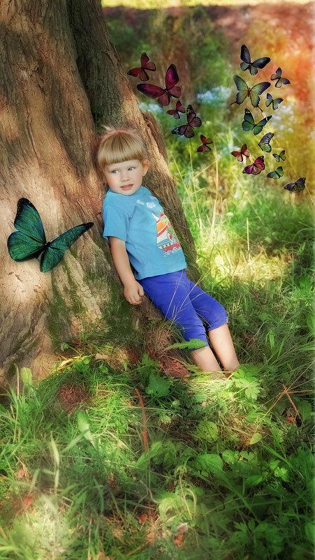 В сказочном лесу - Olga Rosenberg