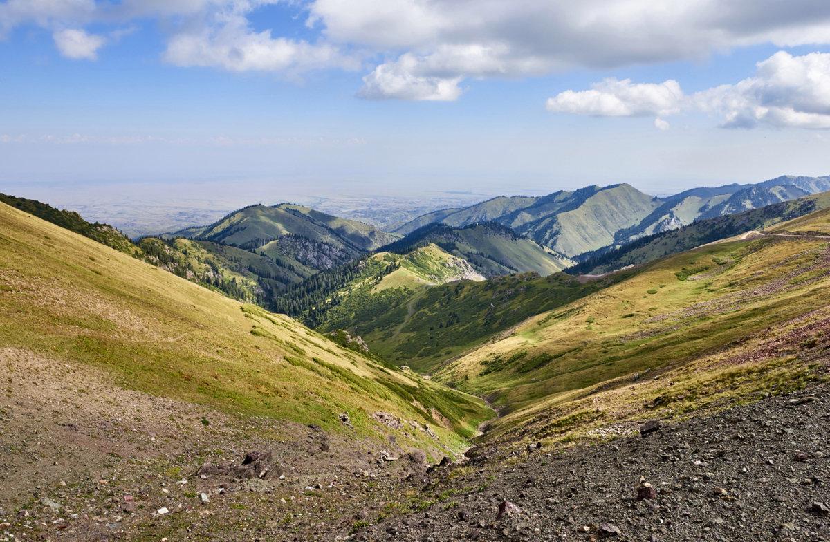 С высоты 3040 метров - Сергей Рычков