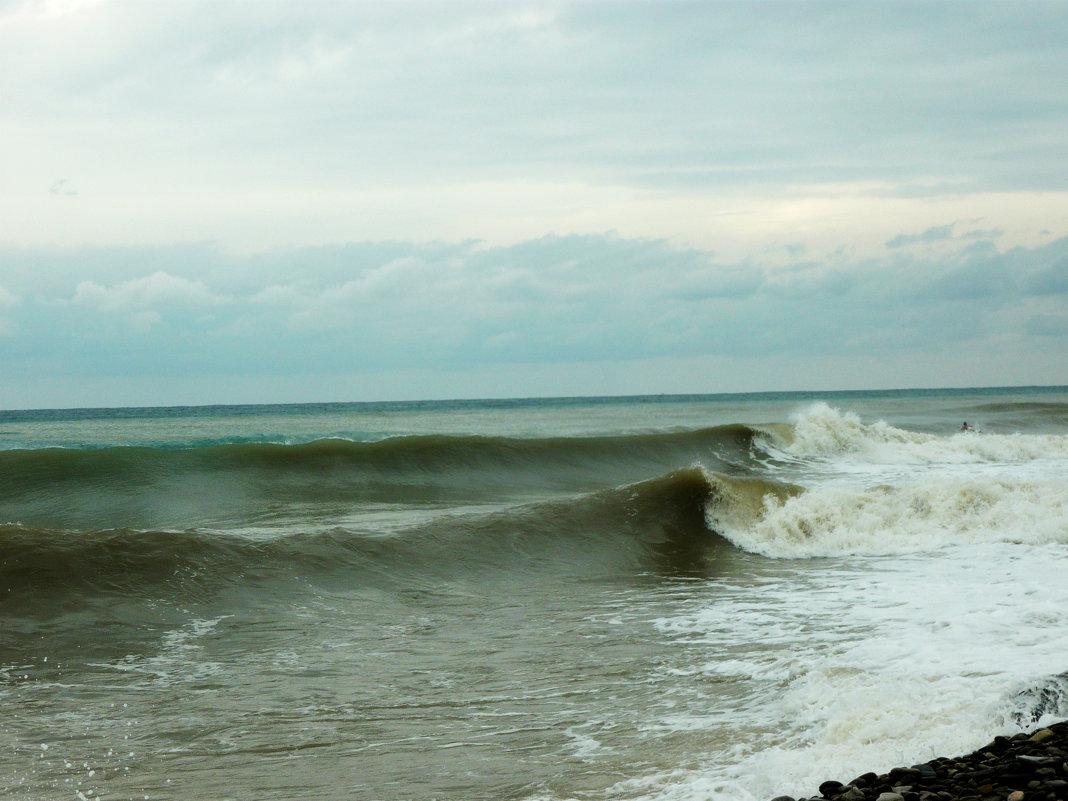 Море волнуется-два! - Надежда