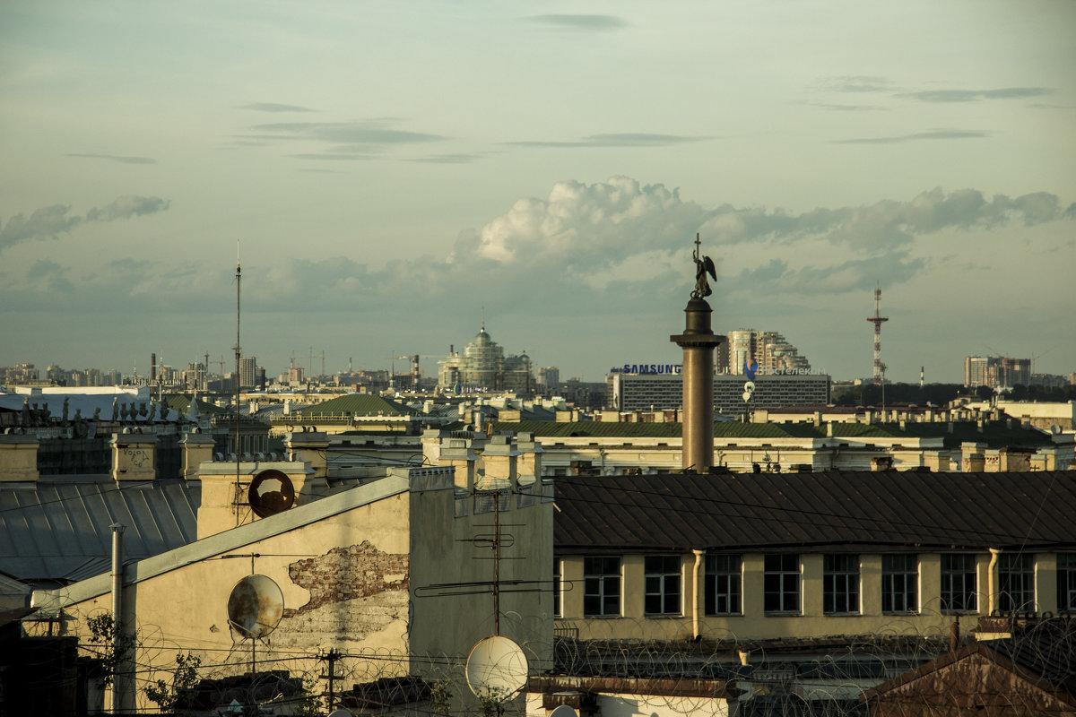 Крыши Ангел - Алексей