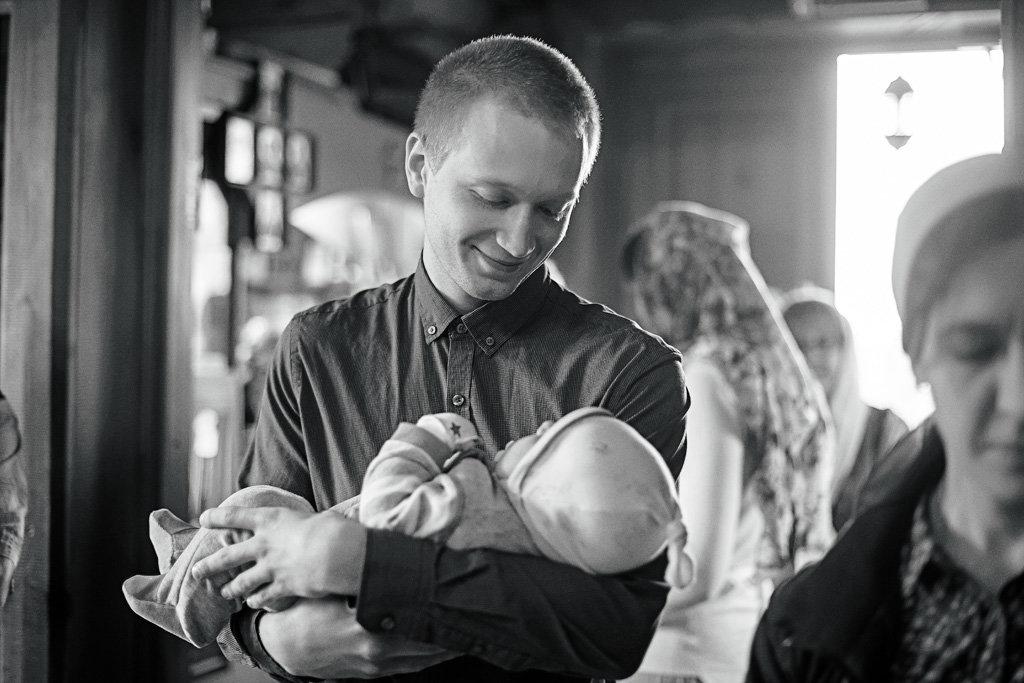 крещение - Геннадий Туманцев