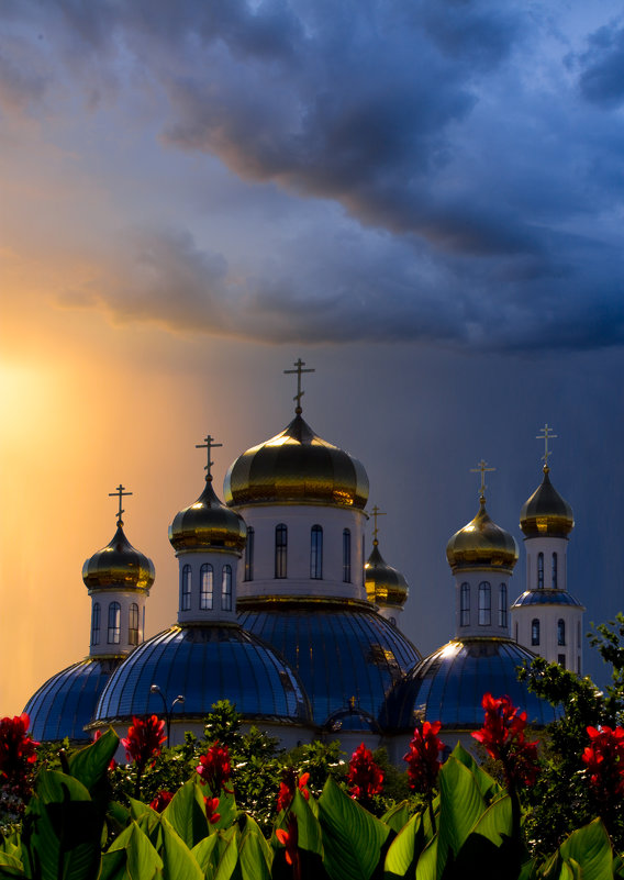 Свято-Воскресенский собор. - Вадим Качан