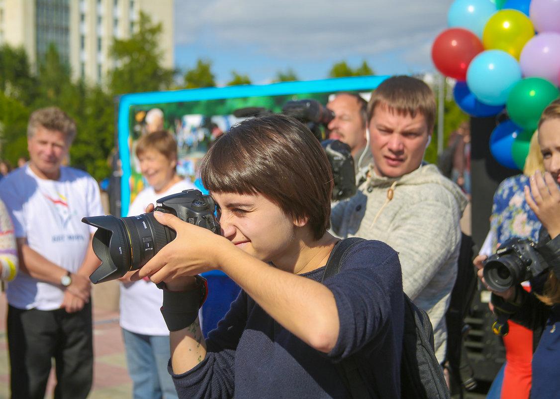 ЮЛЯ + CANON  60 D +SIGMA - михаил пасеков