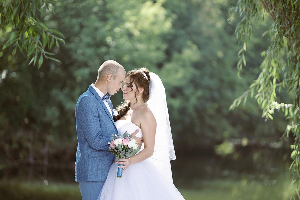 Свадебная прогулка - марина алексеева