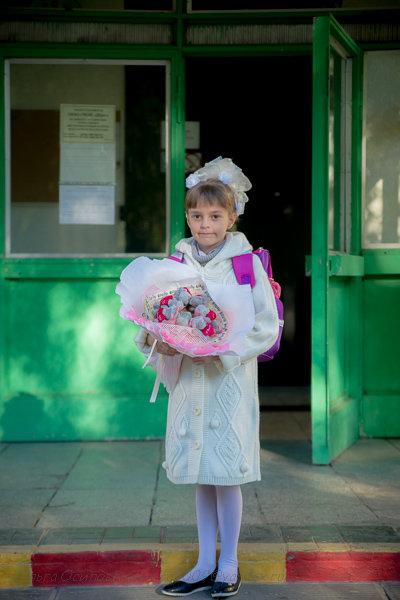 Вот и отправила я второго ребенка в школу) - Ольга Осипова