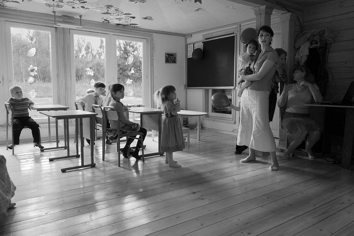 Сельская учительница - Алексей Окунеев