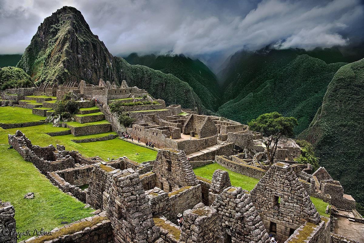 Перу. Очередная сказка из Мачу Пикчу - Андрей Левин