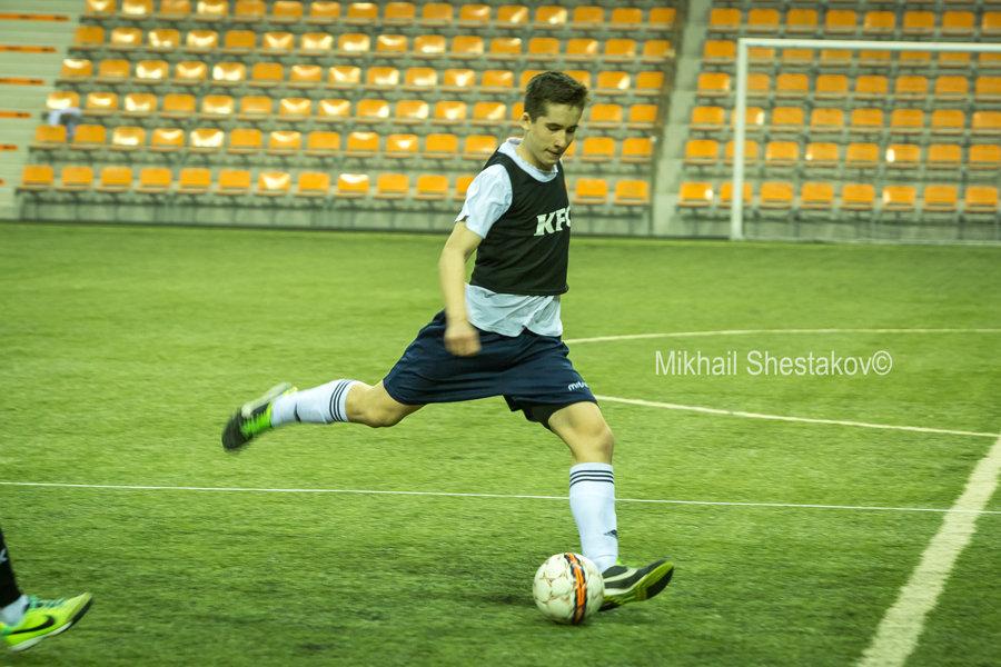 Футбол - михаил шестаков