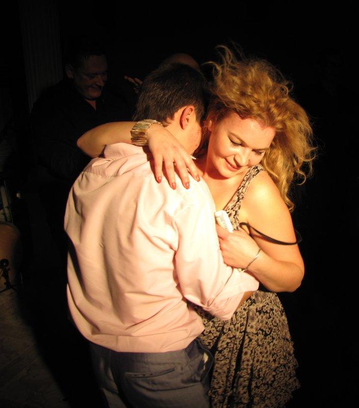 В ритме танца - Сергей Воронков