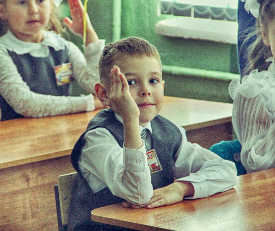 Мой сын))Иван... - Ольга Бархатова