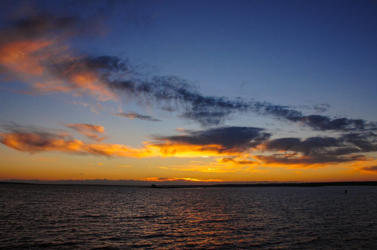Закат в облаках - Сергей Тагиров