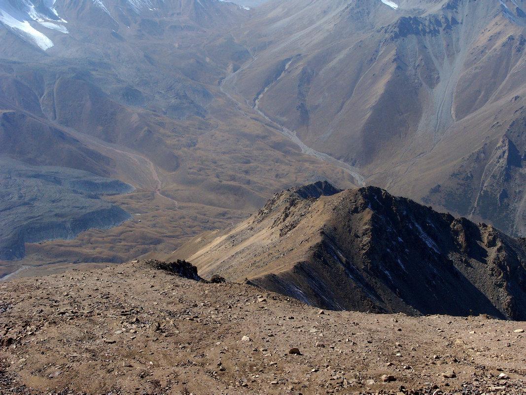 горы высокие - Горный турист Иван Иванов