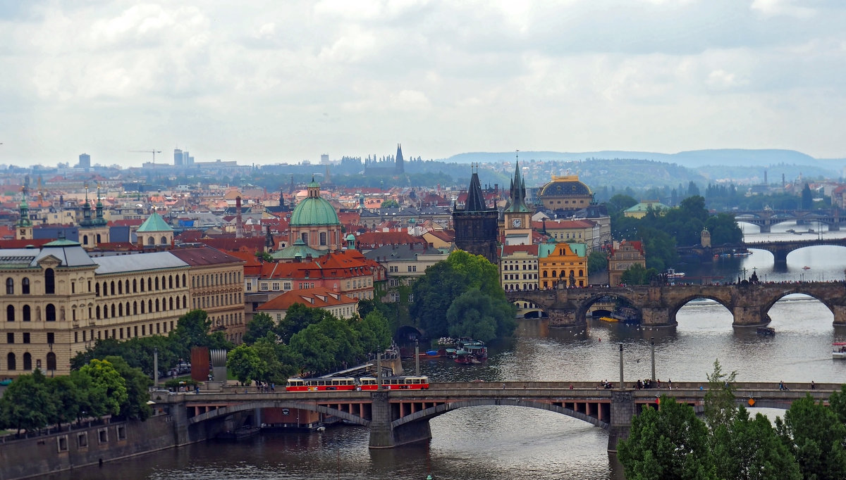 Прага - Николай Ярёменко