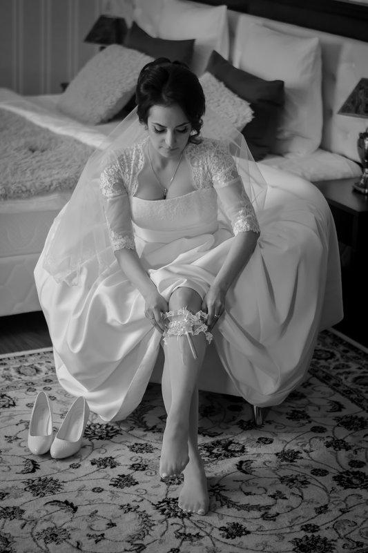 Утро невесты - Анна Удальцова