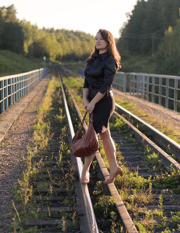 Атопортрет - Алеся Пушнякова