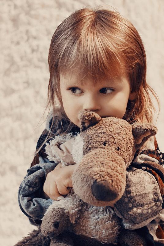Любимая игрушка - Марина Алексеева