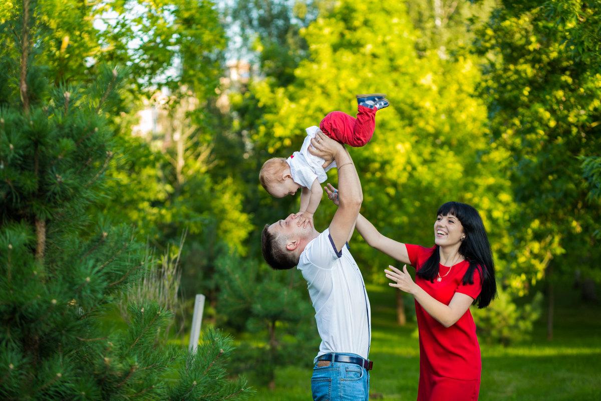 Семейная прогулка - Юлия