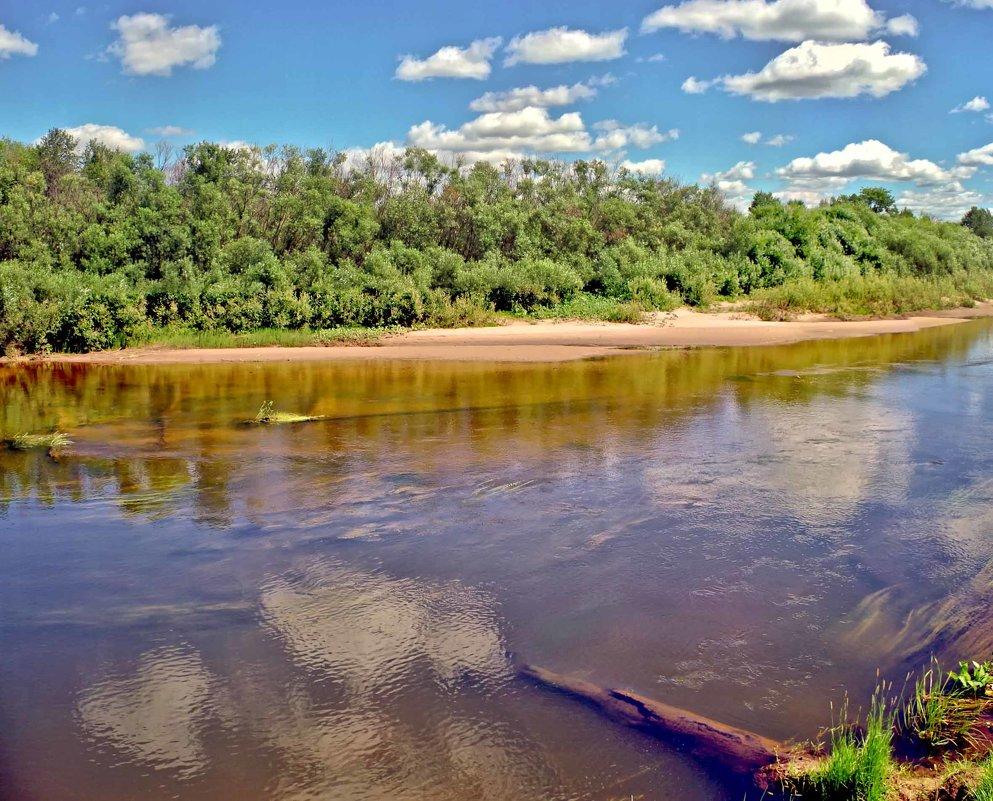 река - юрий иванов