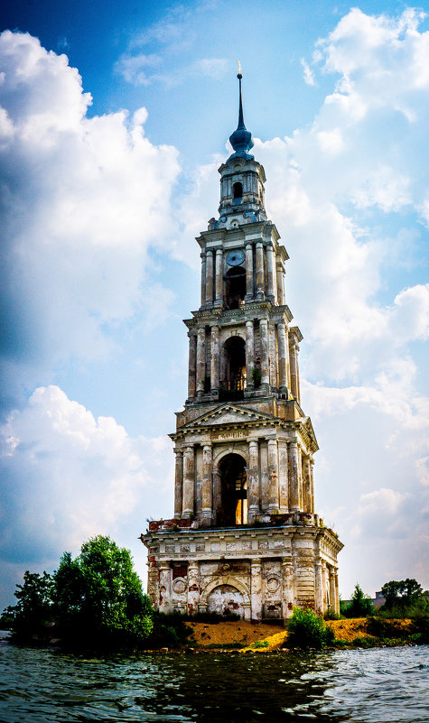 Колокольня Никольского собора - Rassol Risk