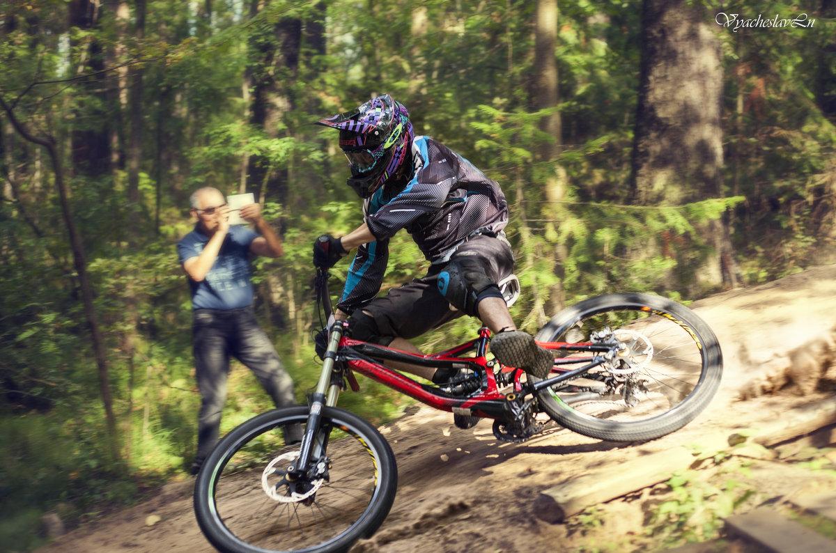 mini downhill competition Ижевск - Вячеслав Ложкин