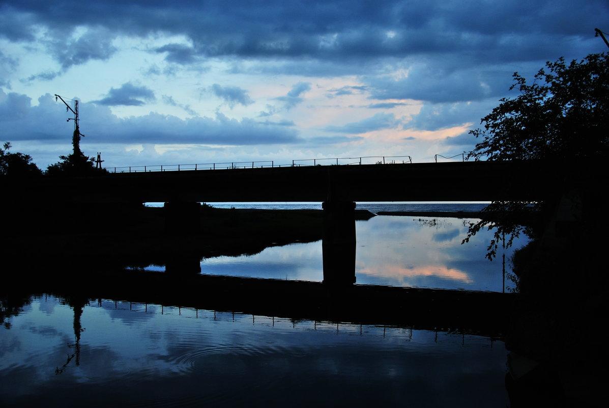 Старый жд мост - Игорь Шпанкин