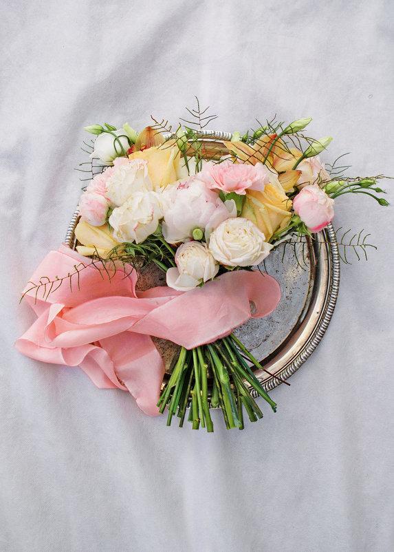 #свадебный букет#bridal bouquet - Александра Авраменко