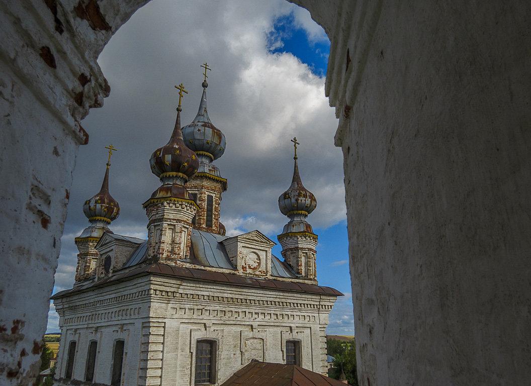 Выглянув в окно - Сергей Цветков