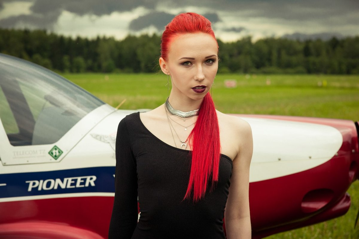 AeroPhoto - Таша Хофман