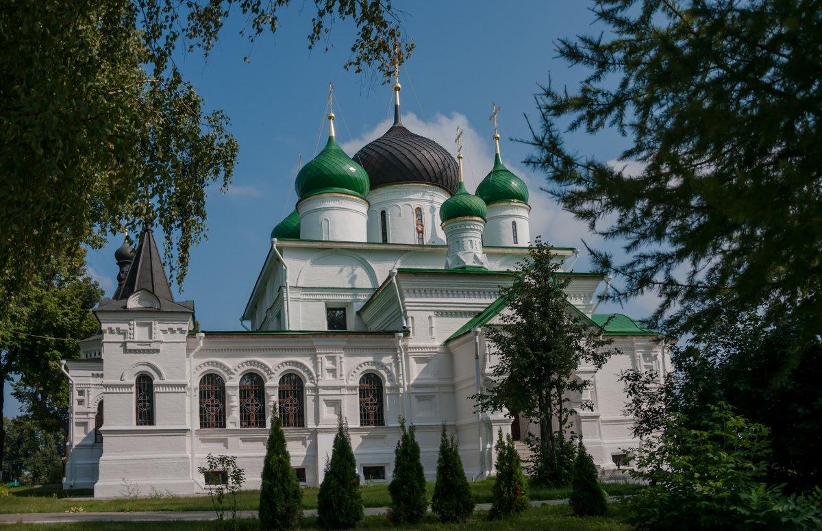 Федоровский женский монастырь - Светлана .