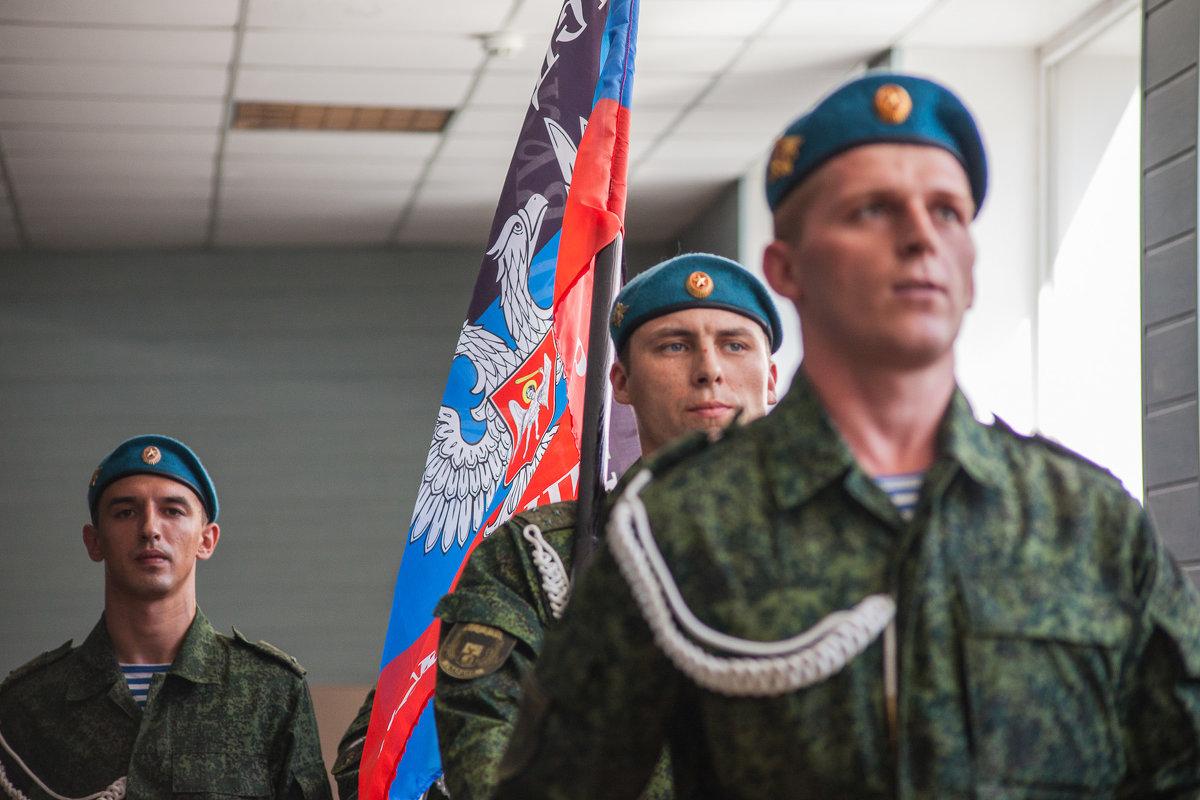 награждение десанта - Олег Никитин
