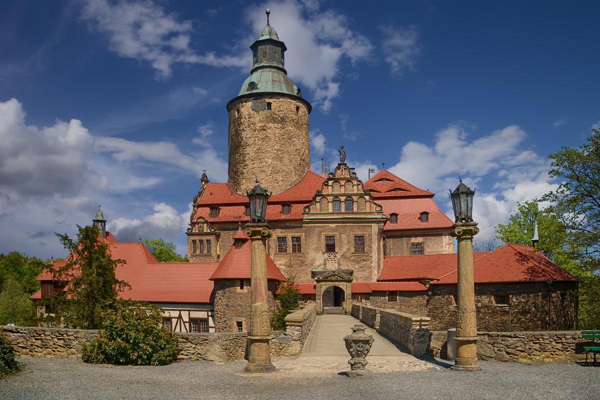 Замок  Чоха , Польша - Priv Arter