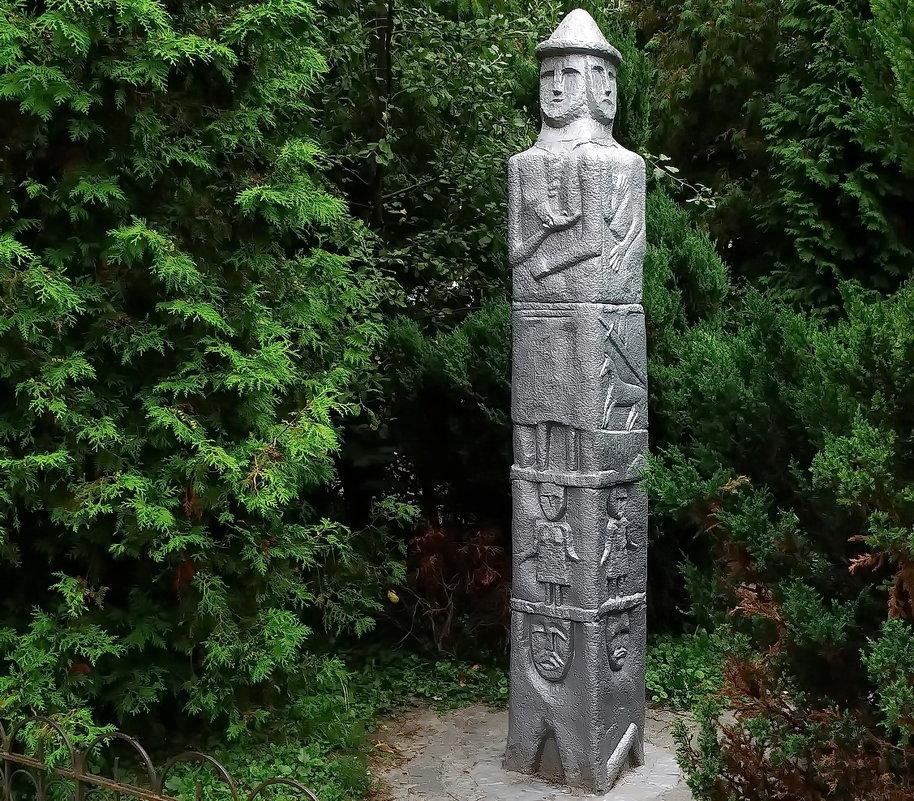 Великий славянский бог СВЯТОВИД - Владимир Бровко