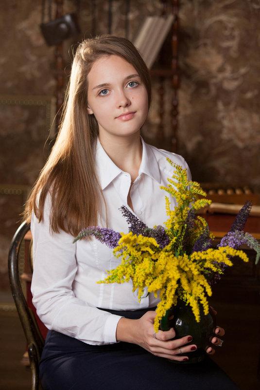 София-старшеклассница - Вероника Саркисян