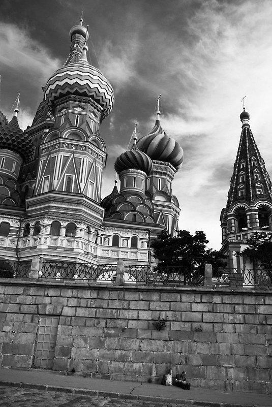 Прогулка по Москве - Николай Велицкий