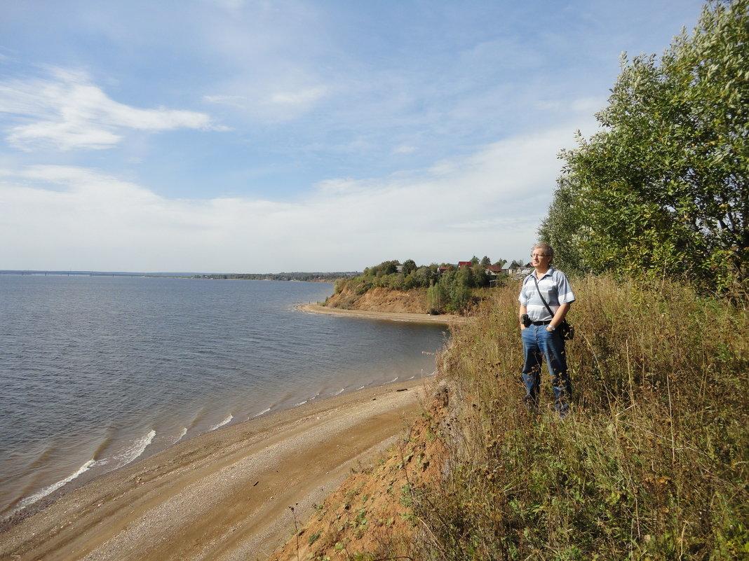 река Чусовая - Валерий Конев