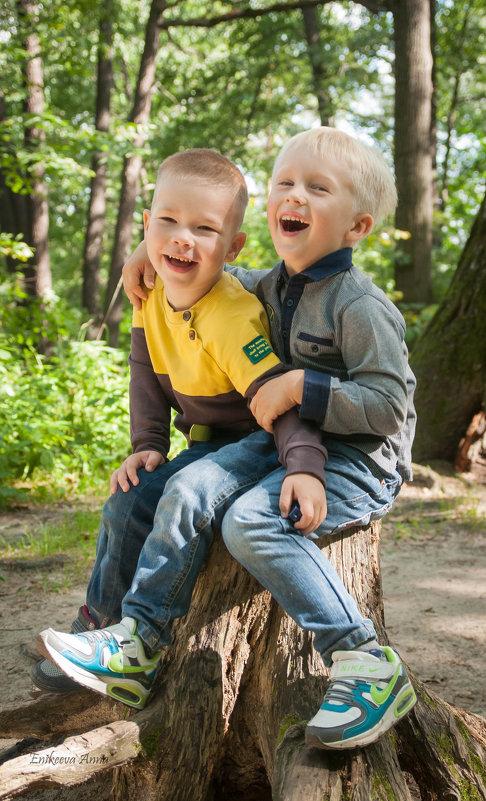 Детская дружба 2 - Anna Enikeeva