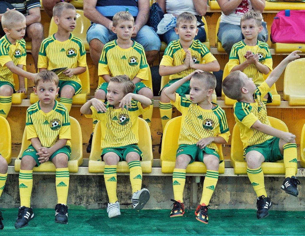 Будущее российского футбола - Андрей Майоров