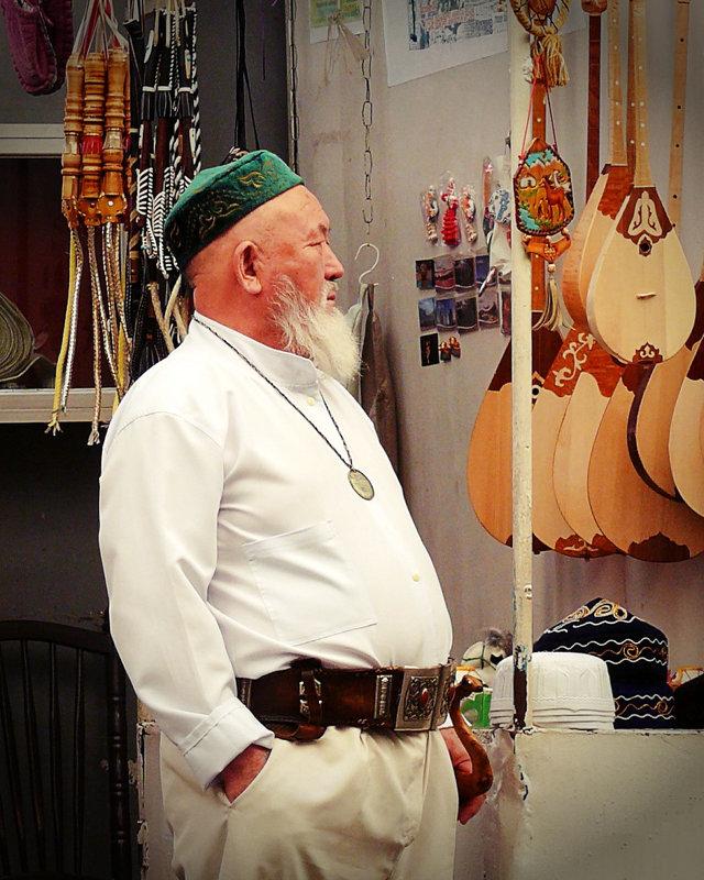 Аксакал - Асылбек Айманов