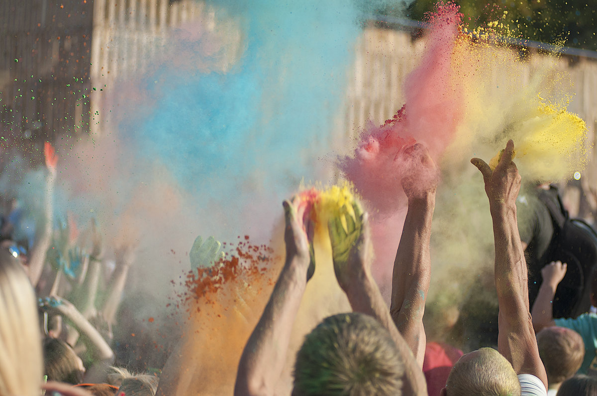 Holi in che - Павел