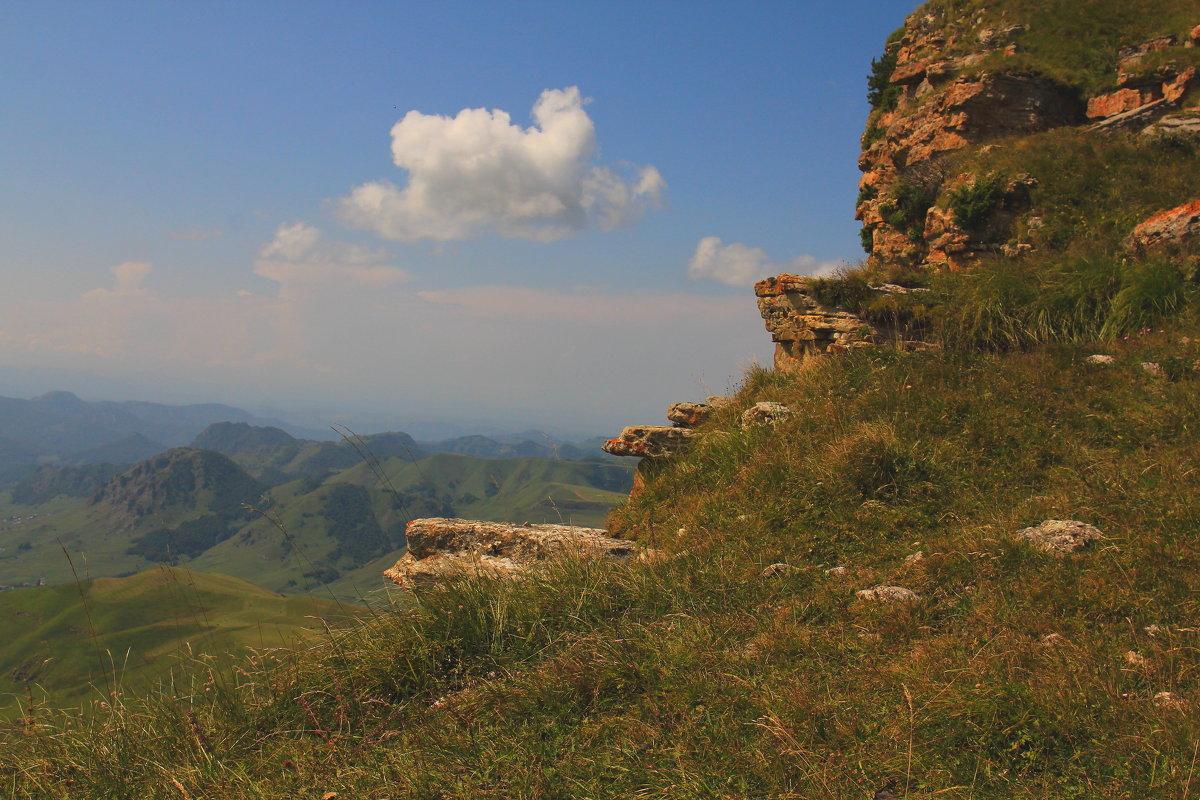 А горы всё выше, а горы всё круче... - Vladimir 070549
