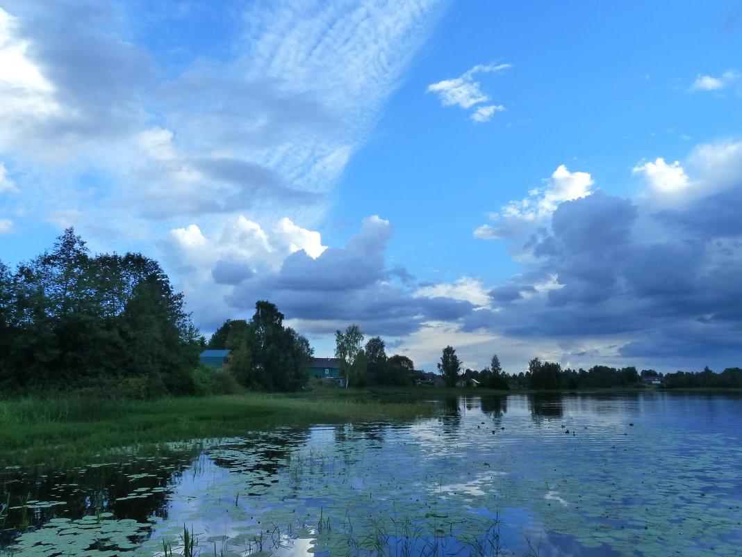 озеро - Надя Попова