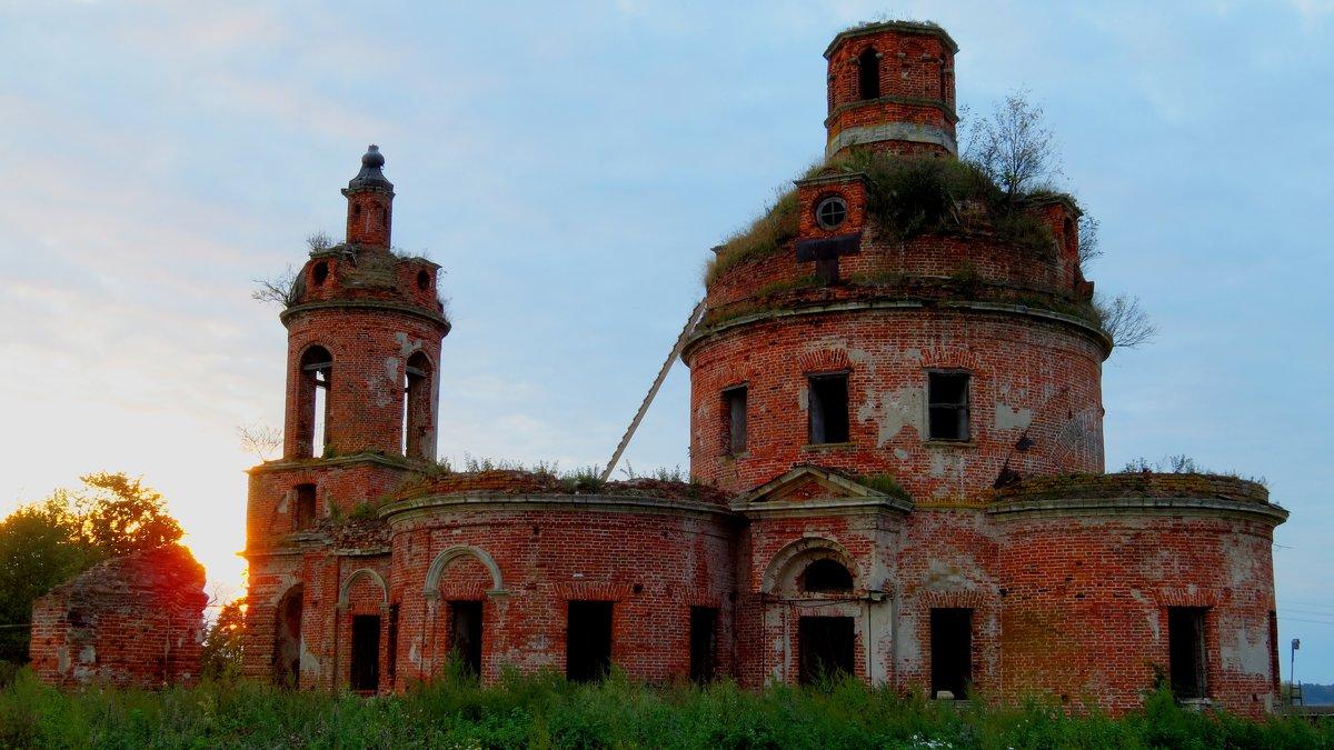 Заброшенная церковь - jenia77 Миронюк Женя