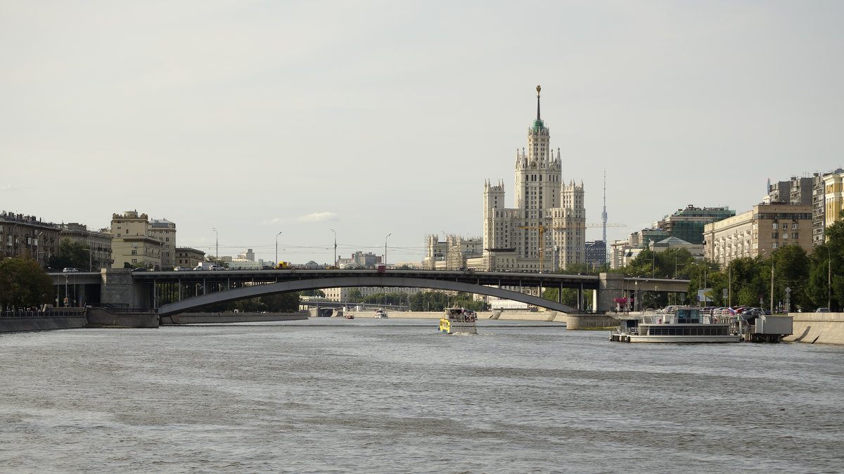 Москва - столица! - Сергей Лошкарёв