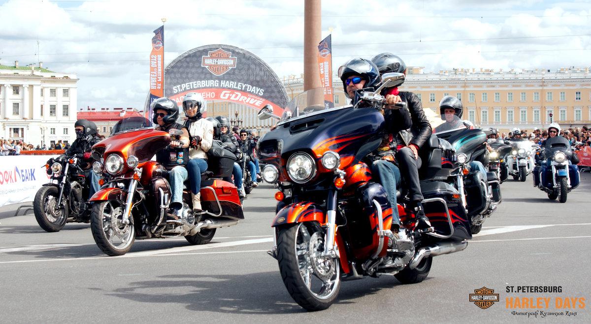 Фестиваля St. Petersburg Harley Days 2016 - Илья Кузнецов