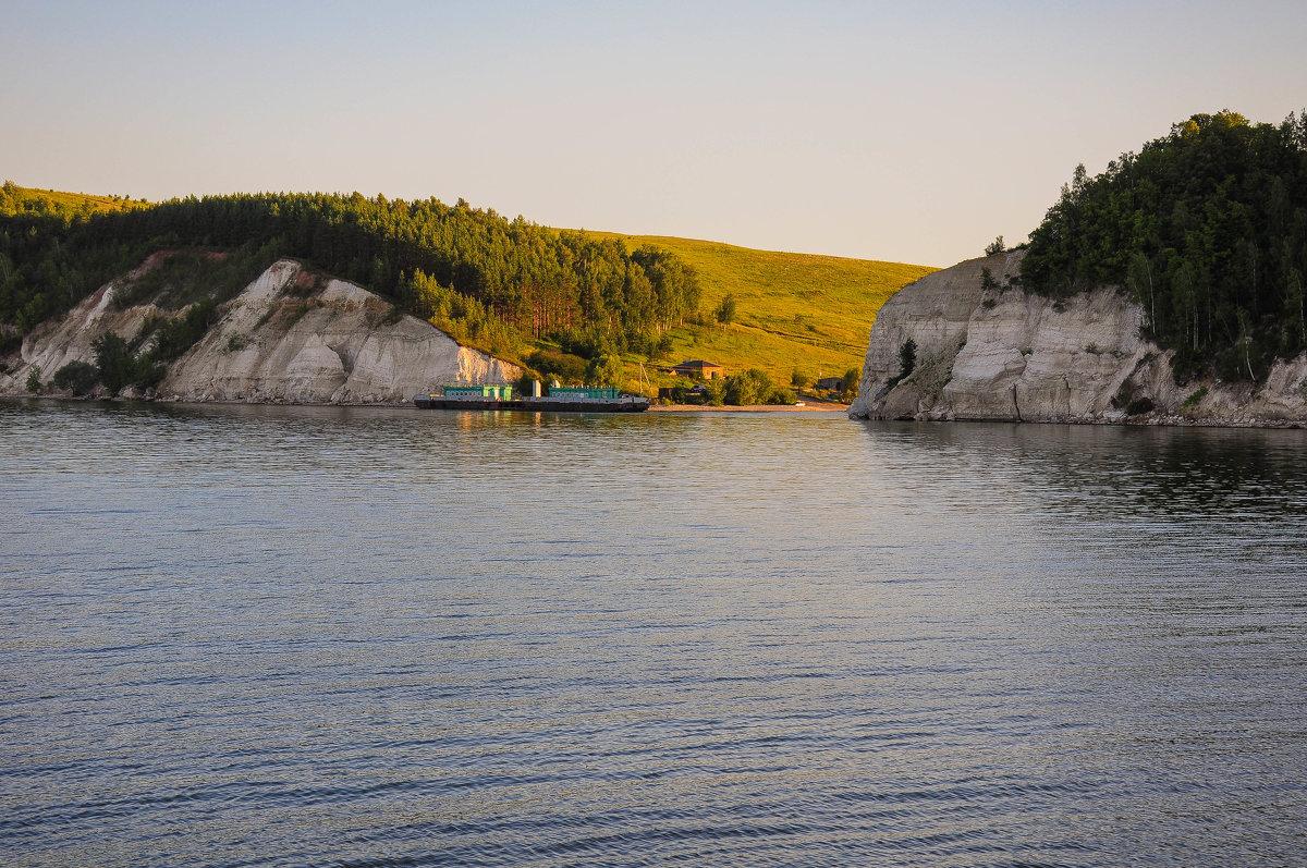 Бухта на Волге - Сергей Тагиров