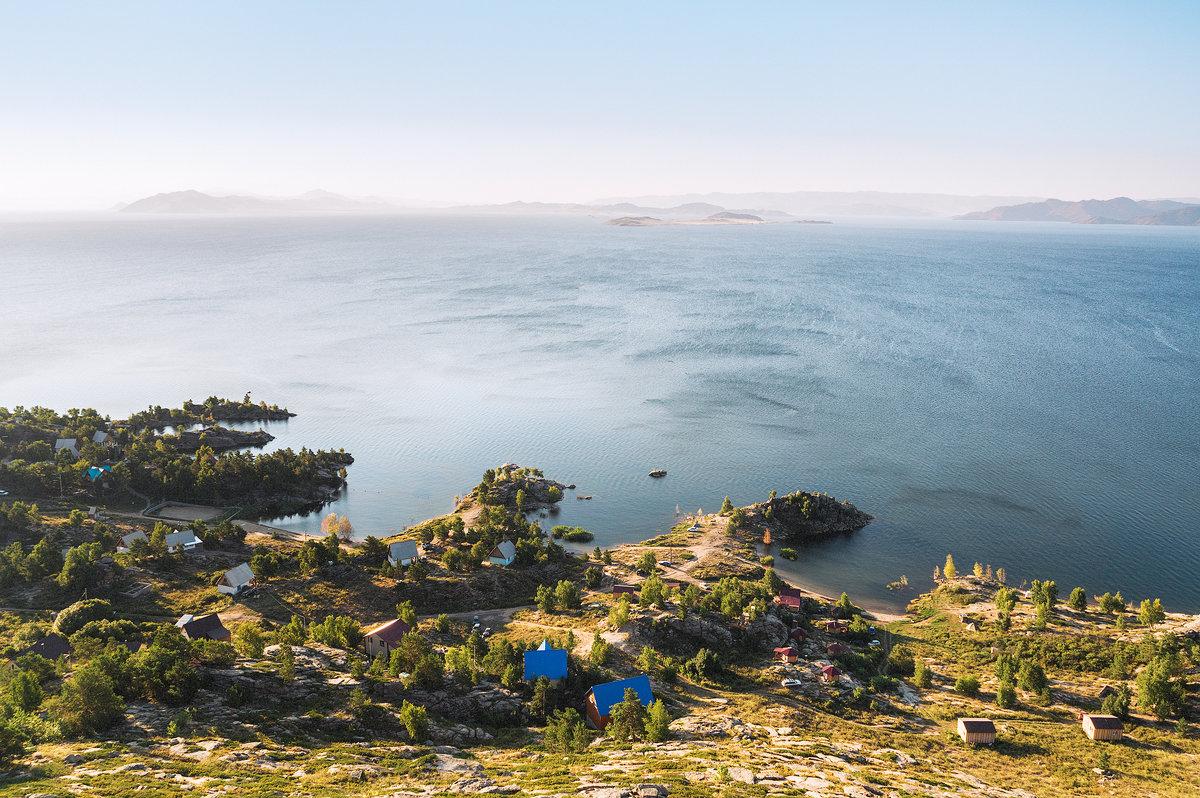 Берег Бухтарминского водохранилища - Егор Балясов