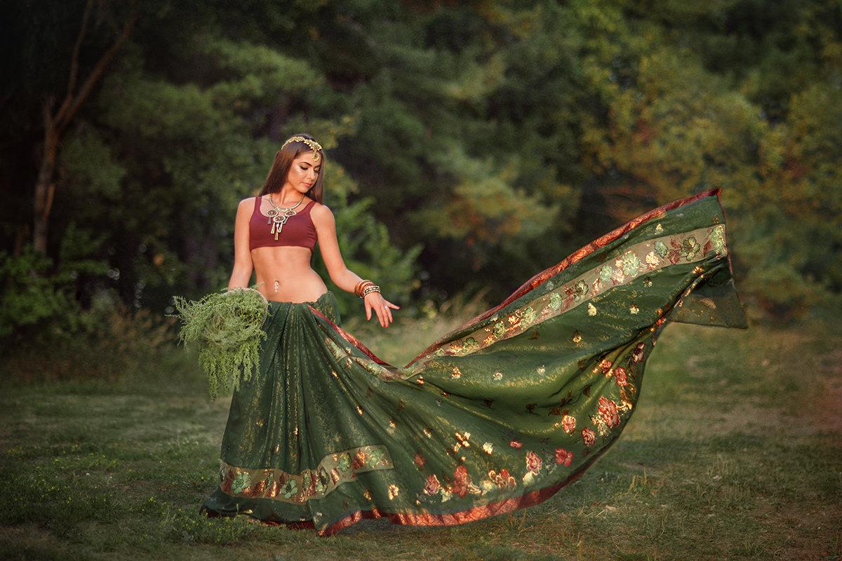 Indian dance - Олеся Еремеева
