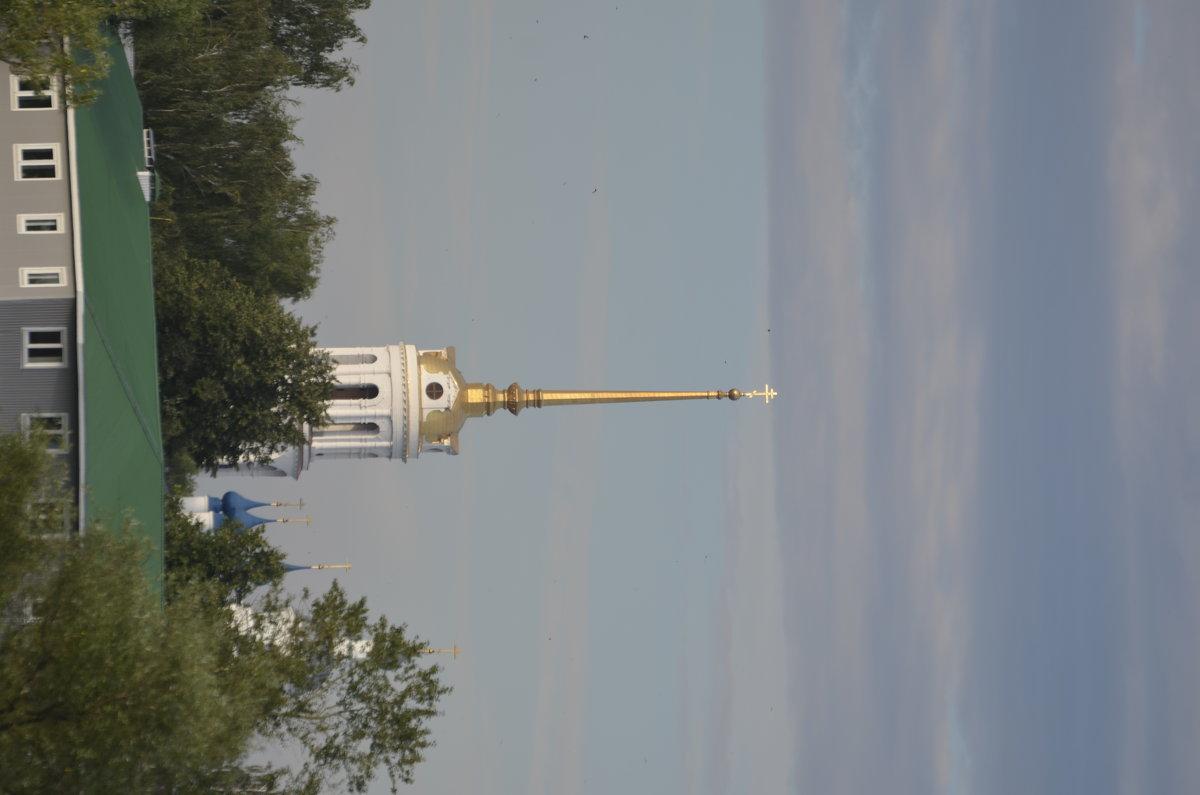 вторая по высоте в России колокольня. г. Шуя, Ивановская область - Михаил Радин