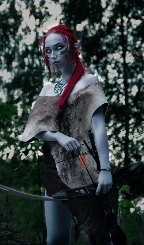 Forest Elf - Таша Хофман